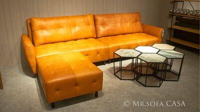 沙發椅墊含有雙層泡棉使人擁有足夠的支撐感