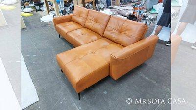 展示場看到的優質沙發囉