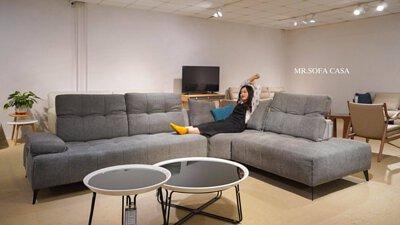 超級~寬敞的雙功能沙發