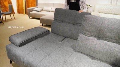 雙功能椅背也能向後延伸