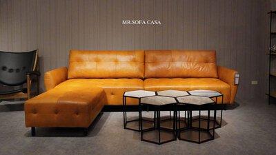 想為家中客廳增添穩重大氣之感,多芬沙發絕對是你最佳選擇