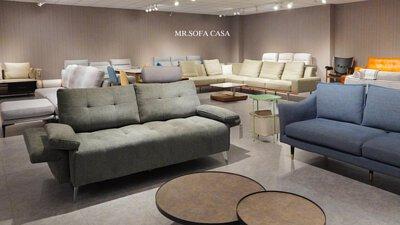 沙發顏色的挑選至關重要
