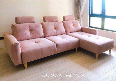 黃色、粉色等鮮豔亮色系,能為空間增加活潑亮眼的氣氛