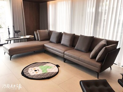 挑選沙發|選擇多樣、自由搭配