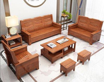 木沙發優點