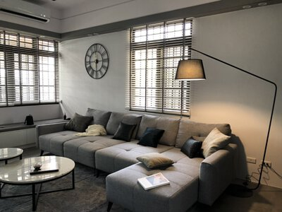 挑選L型沙發|慵懶生活