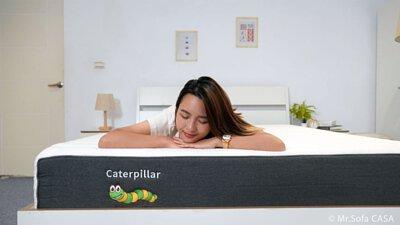 床墊推薦品牌︱毛毛蟲床墊 給你舒適睡眠體驗