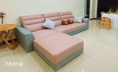 目前市面上也有許多同時兼顧舒適度與外型的高背沙發