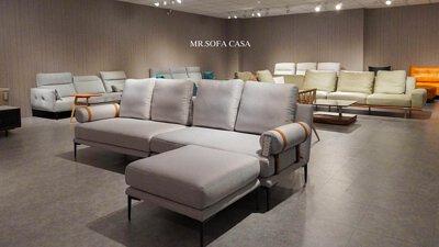 在人類為了追尋更好的生活品質之下,沙發受到一步步的改造