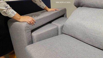 沙發扶手是一個較常被忽略的地方