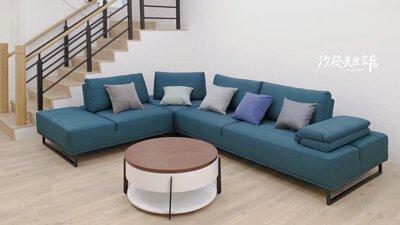 決定好沙發後可適時地挑選幾顆沙發抱枕