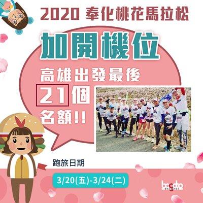 2020奉化桃花馬
