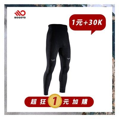 博克多不燒襠壓縮褲(九分)__$1+30K │APEX 1元加購商品│