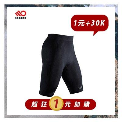 博克多不燒襠壓縮褲(五分)__$1+30K │APEX 1元加購商品│