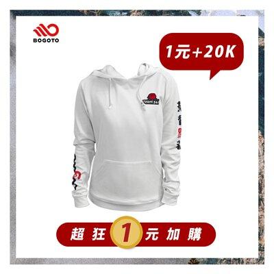 Team5422規律跑者-玫瑰帽T__$1+20K │APEX 1元加購商品│