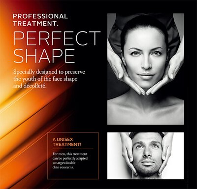 逆齡V型緊緻組合 Perfect shape professional treatment