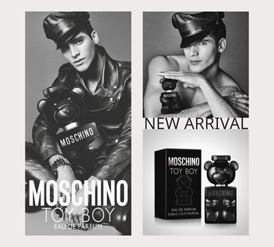 MOSCHINO TOY BOY淡香精 30ml / 50ml / 100ml