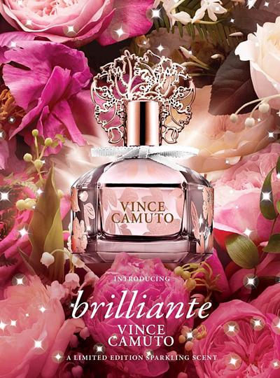 VINCE CAMUTO Brilliante 流星花園限量女性淡香精 100ml 流星的墜落 燦爛又閃耀 如同花園中盛放的花朵 打造女性自信閃耀的魅力