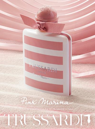 TRUSSARDI Pink Marina 粉紅海岸女性淡香水 30ml/50ml/100ml
