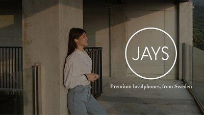 瑞典獨立耳機品牌JAYS新產品