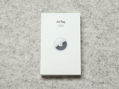AirTag 包裝