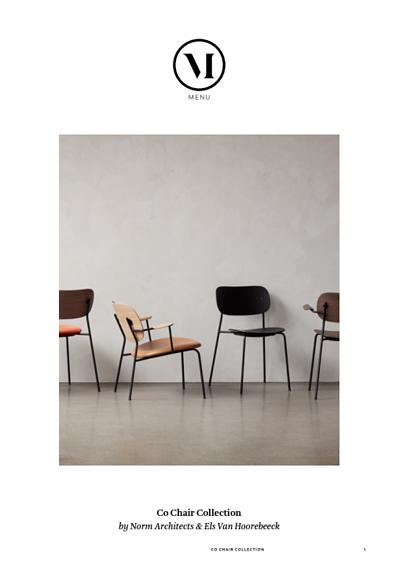 menu co-chair 協作單椅型錄