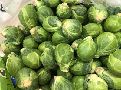 Brussels Sprout from Australia 澳洲椰菜仔