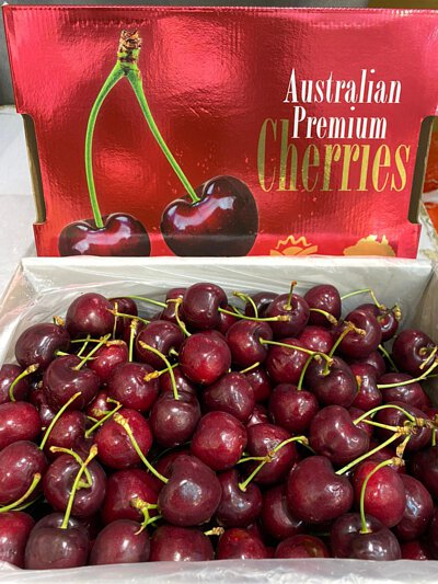 Premium Cherries from Australia 澳洲車厘子