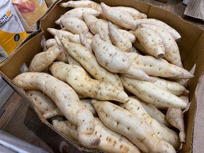 Sweet Potato Purple Flesh from Australia, 澳洲白皮紫心番薯