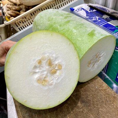 Organic Winter Melon from HK 香港有機冬瓜