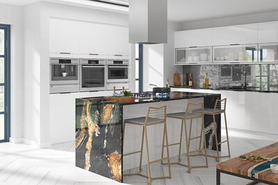 Simple Design for your kitchen
