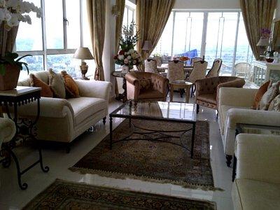 Interior Design - Residence Condominium Taman Tun Dr. Ismail Kuala Lumpur