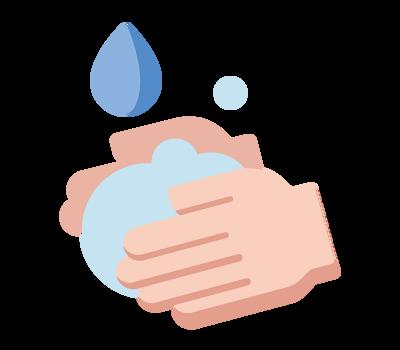 癌症治療,術後皮膚保養,洗手後