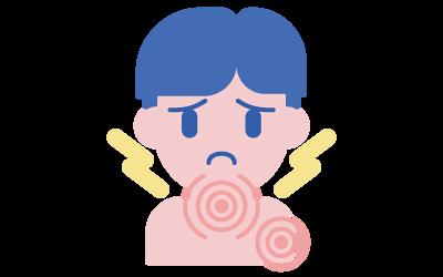 喉嚨痛/吞嚥困難