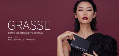 kaibeauty, grasse, mascara, eyeshadow, eyecon, mars, makeup, 小凱