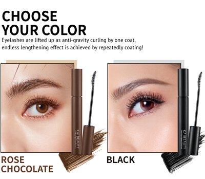 kaibeauty, mascara, rose chocolate, eye, waterproof, 睫毛膏, 小凱, 凱咪