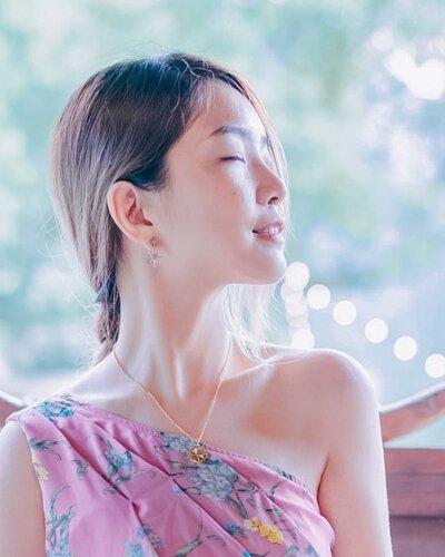 小青澀系列 - 檸檬頸鏈 by Yuke Xie