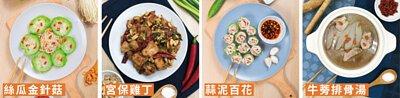 FreshRecipe享廚好食新鮮快煮方案2019年12月2日週次菜單