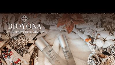 碧優娜 海洋胚顏幹細胞系列 全方位修護 清爽型保養 Bioyona Skincare Products