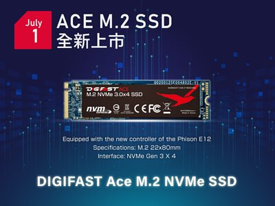 ACE SSD M.2 NVMe PCIe