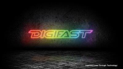 digifast M.2 SSD迅華科技 WALLPAPER LOGO