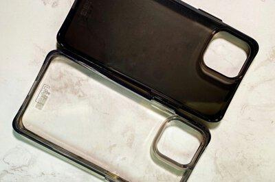 uag,UAG,uag plyo全透明,iphone透明殼,uag開箱,UAG介紹,UAG推薦,