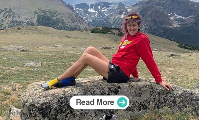 CHEGO Sports Socks wear experience sharing from Liubov Lomonosova