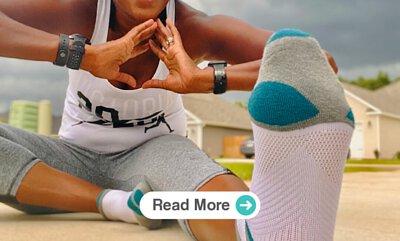 CHEGO Barefoot Running Ankle Socks wear experience- Jocelyn