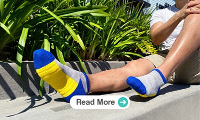 5 Ways to Getting Rid of Smelly Feet, CHEGO Blog