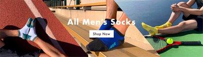 CHEGO Sports Socks for Men