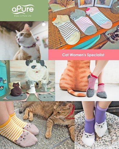 除臭襪除腳臭推薦,貓系女子專科