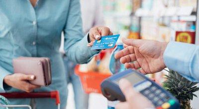 信用卡刷卡付款