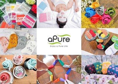 aPure 品牌故事