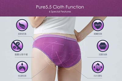 Pure5.5 Cloth Function 6 Special Features
